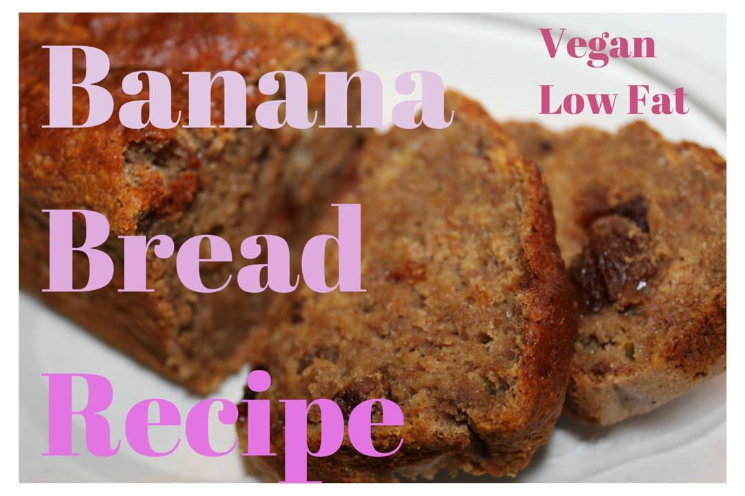 Healthy Vegan Bread  Healthy Vegan Banana Bread Recipe – Recipe Flow