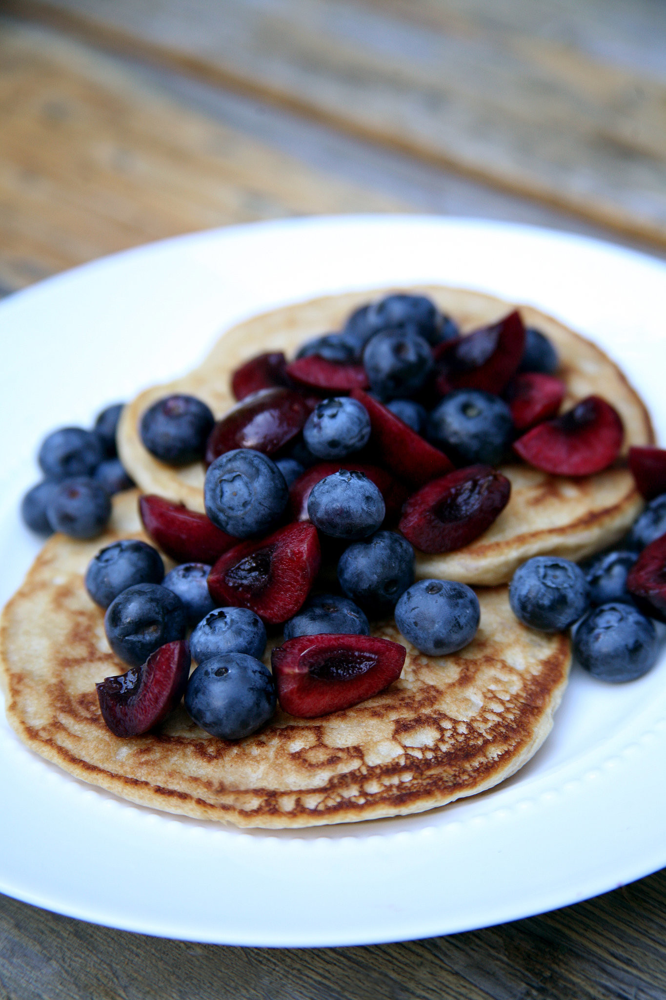 Healthy Vegan Pancakes  Healthy Tasty Vegan Pancakes Recipe 100 Calories
