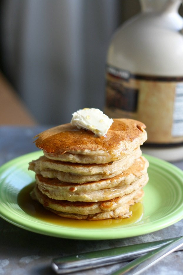 Healthy Vegan Pancakes  24 Healthy Vegan Pancakes Recipes To Rock Breakfast