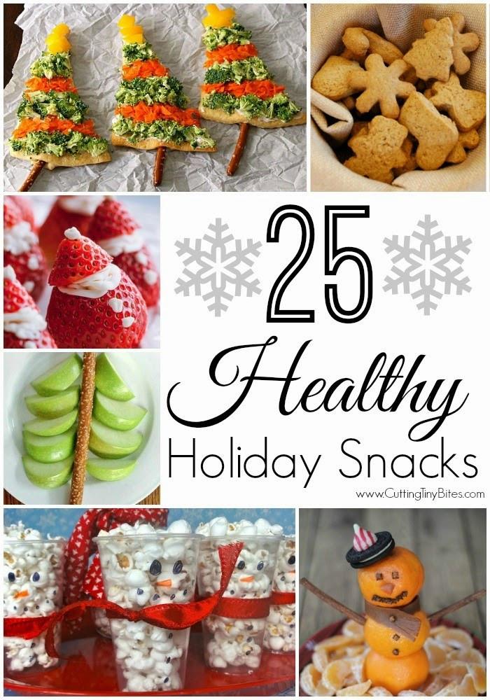 Healthy Winter Snacks  25 Healthy Holiday Snacks