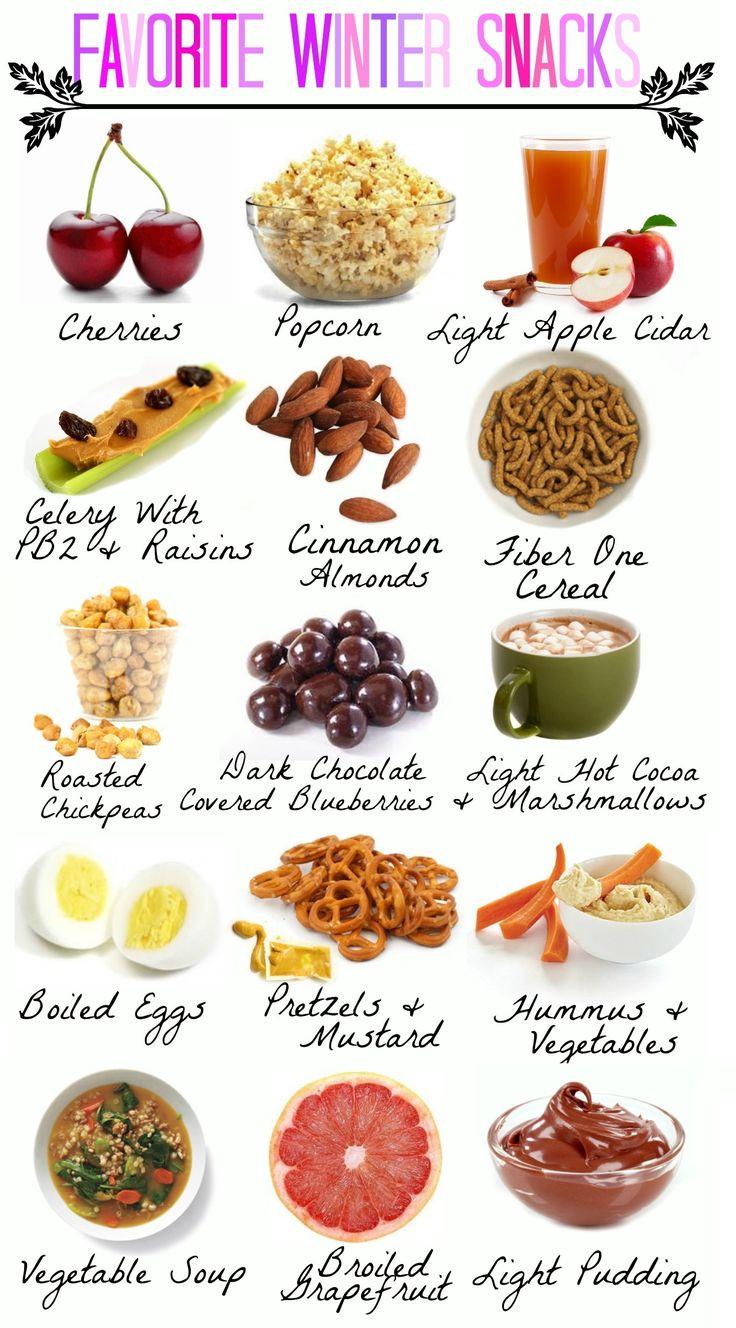Healthy Winter Snacks  My favorite healthy winter snacks My Blog