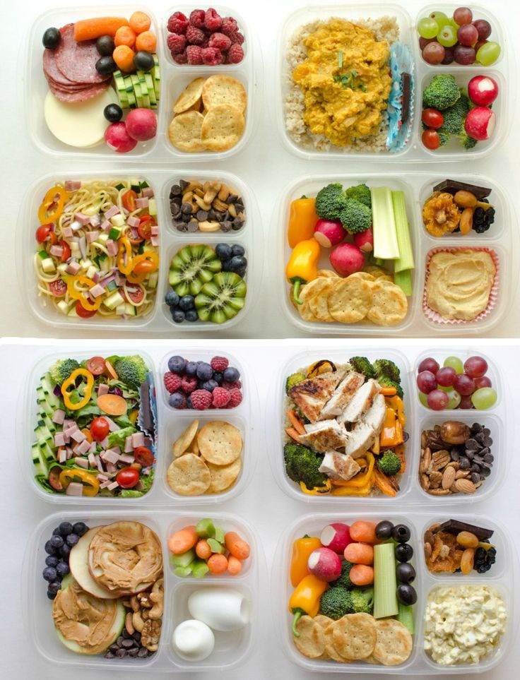 Healthy Work Lunches  25 best images about Lunches on Pinterest