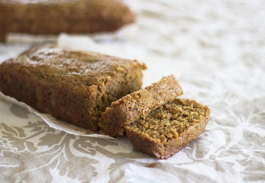 Healthy Zucchini Bread Recipe  Healthy Zucchini Bread Dairy free Sugar Free Zucchini