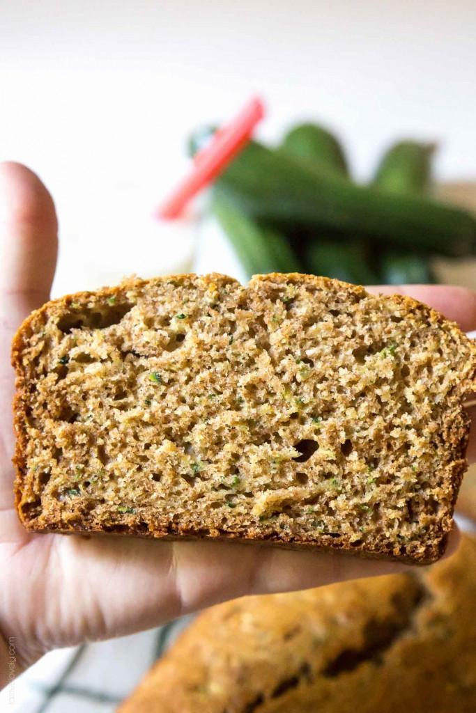 Healthy Zucchini Bread Recipe  Healthy Zucchini Bread — Tastes Lovely