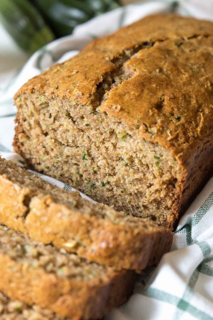 Healthy Zucchini Bread Recipe  Healthy Zucchini Bread Tastes Lovely