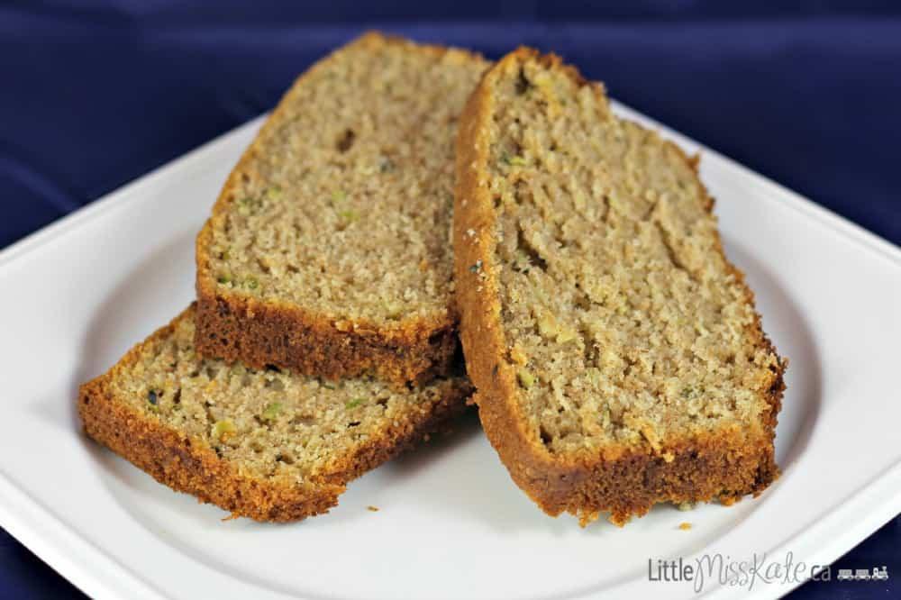 Healthy Zucchini Bread Recipe  Healthy And Easy Zucchini Bread Recipe Little Miss Kate