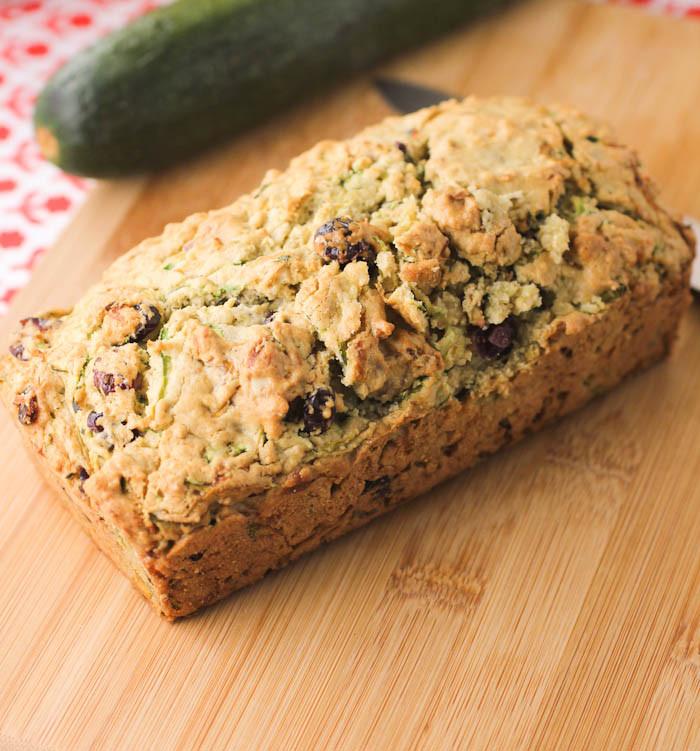 Healthy Zucchini Bread Recipe  Healthy Zucchini Bread citronlimette