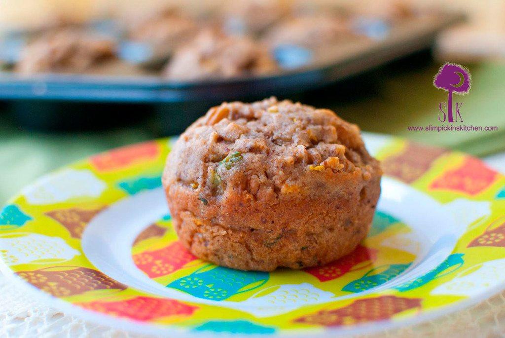 Healthy Zucchini Muffins  Healthy Summer Squash Zucchini Muffins