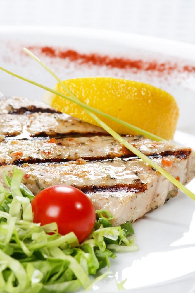 Heart Healthy And Diabetic Recipes  Heart Healthy Asian Tuna Steak Recipes for Diabetics