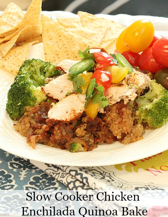 Heart Healthy Baked Chicken Recipes  My favorite crock pot recipe Heart Healthy Slow Cooker