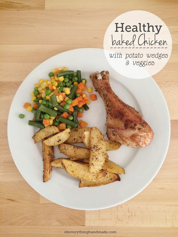 Heart Healthy Baked Chicken Recipes  Recipe Healthy baked Chicken