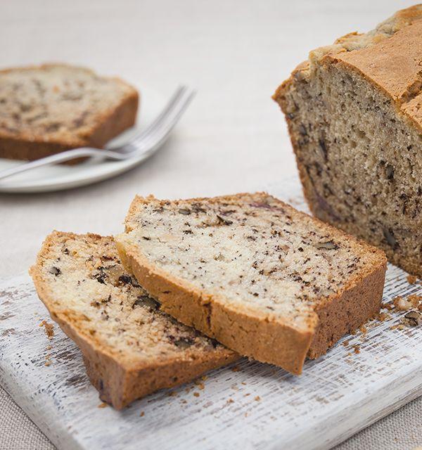 Heart Healthy Banana Bread  Banana Bread Recipe
