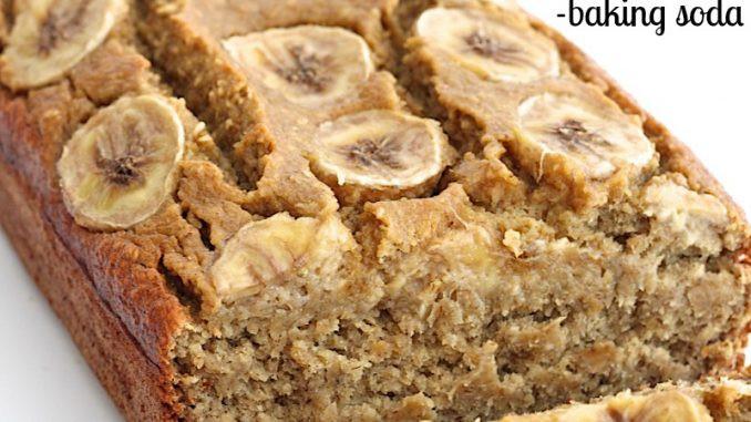 Heart Healthy Banana Bread  Heart healthy banana bread about health