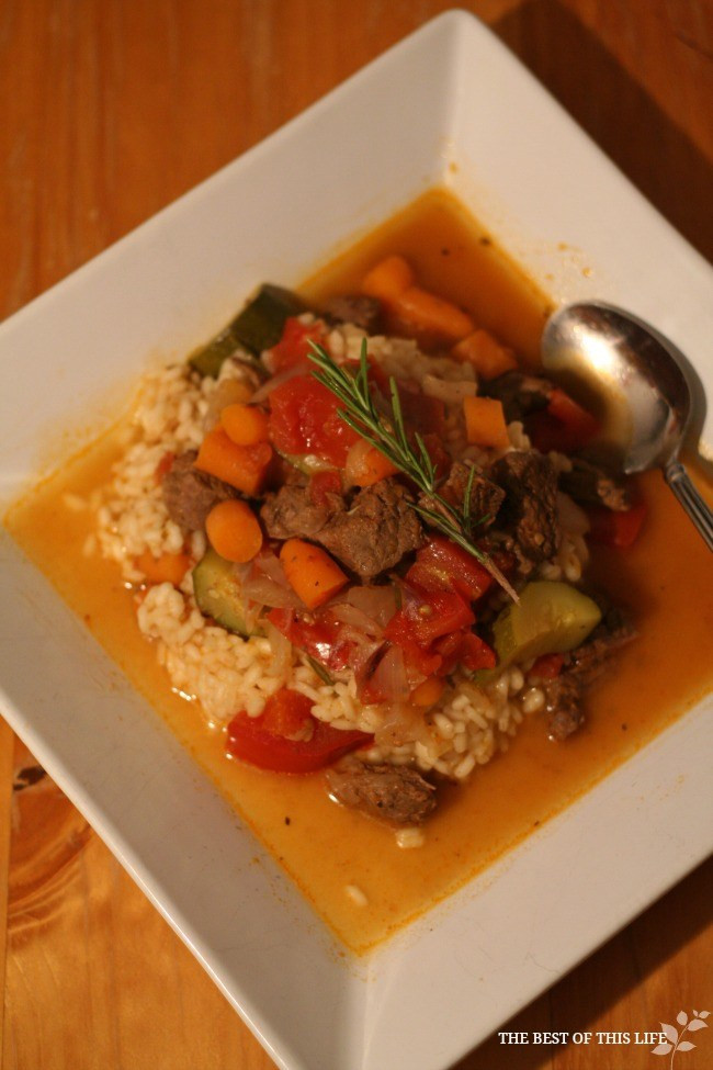 Heart Healthy Beef Stew  Heart Warming Ve able Beef Stew The Best of this Life