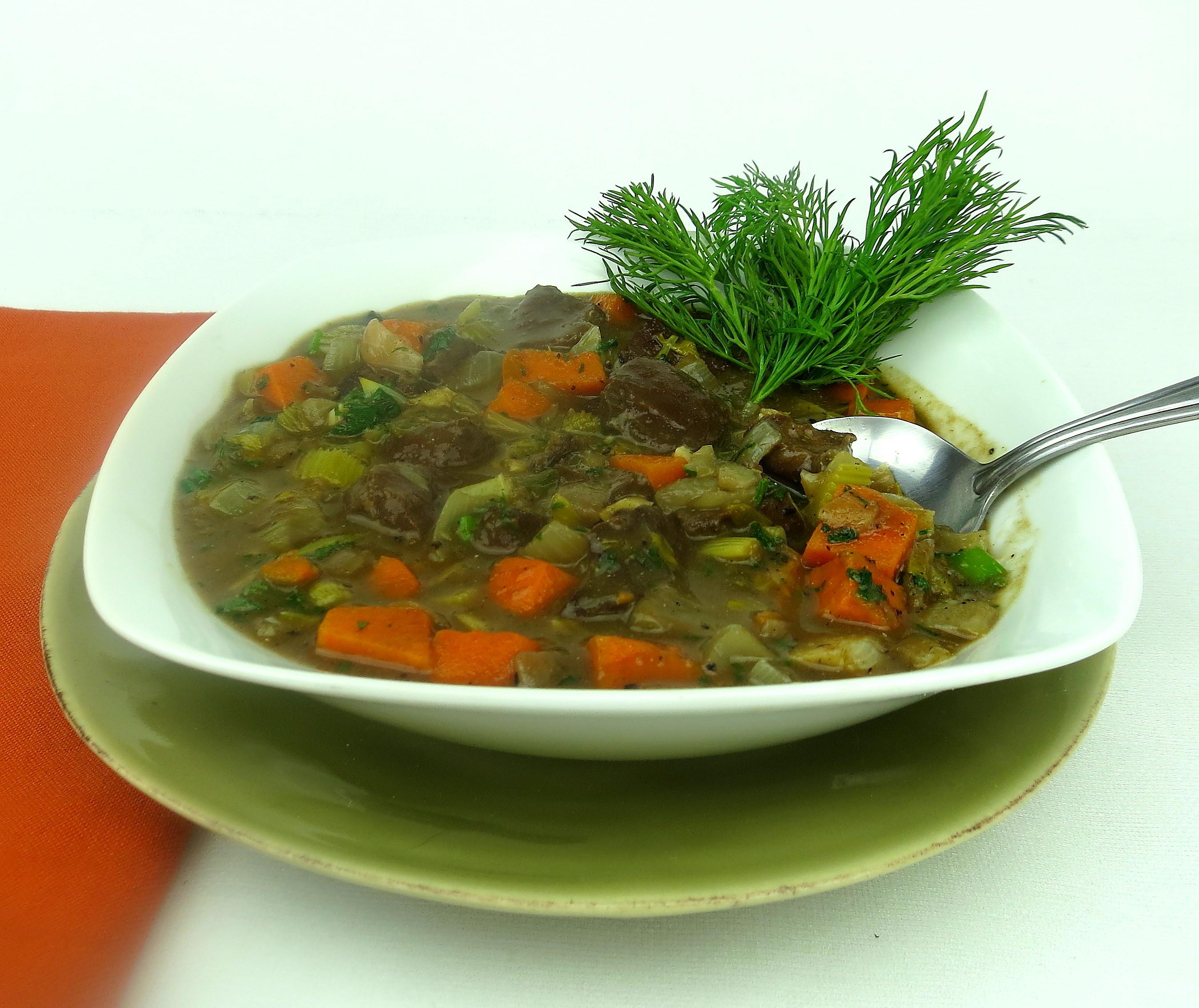 Heart Healthy Beef Stew  Paleo Beef Heart Stew – Jane s Healthy Kitchen