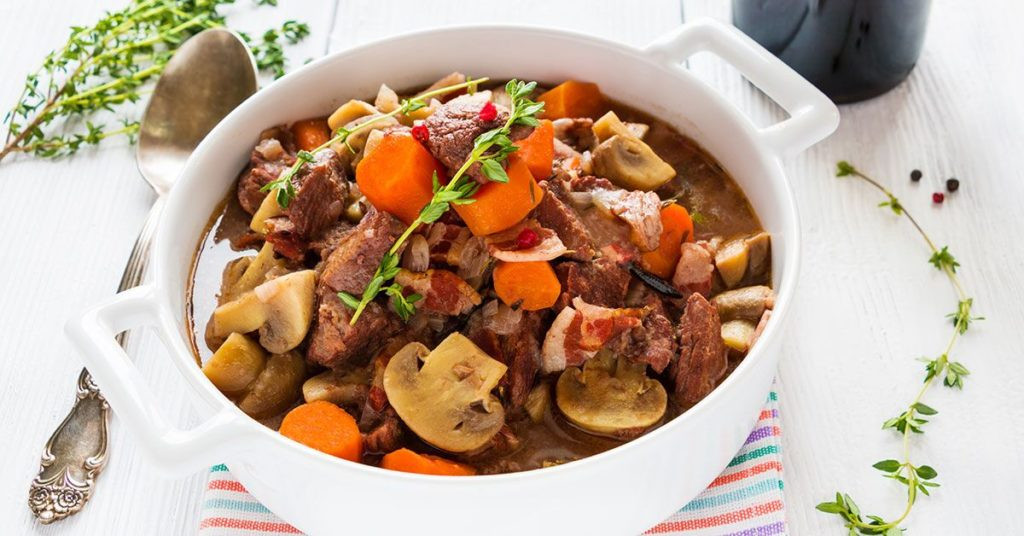Heart Healthy Beef Stew  Hearty Healthy Beef Stew Recipes