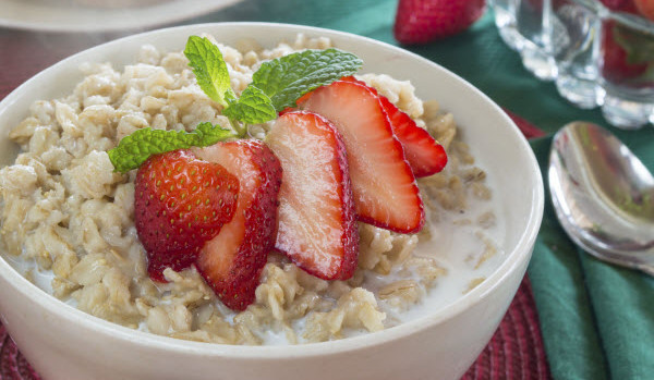 Heart Healthy Breakfast Foods  5 The Go Hearty Heart Healthy Breakfast Ideas – Health
