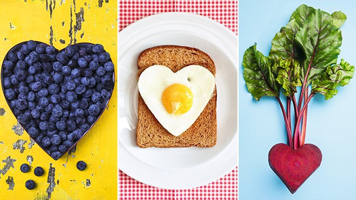 Heart Healthy Breakfast Foods  Tips for Eating Right to Prevent Heart Disease
