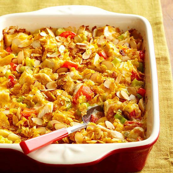 Heart Healthy Chicken Casserole  Healthy Casserole Recipes