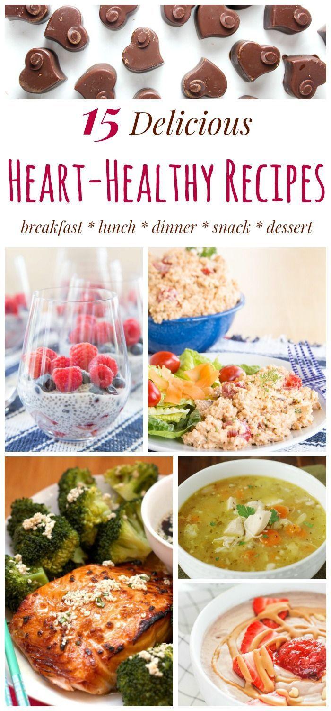 Heart Healthy Diabetic Recipes  The 25 best Heart healthy foods ideas on Pinterest