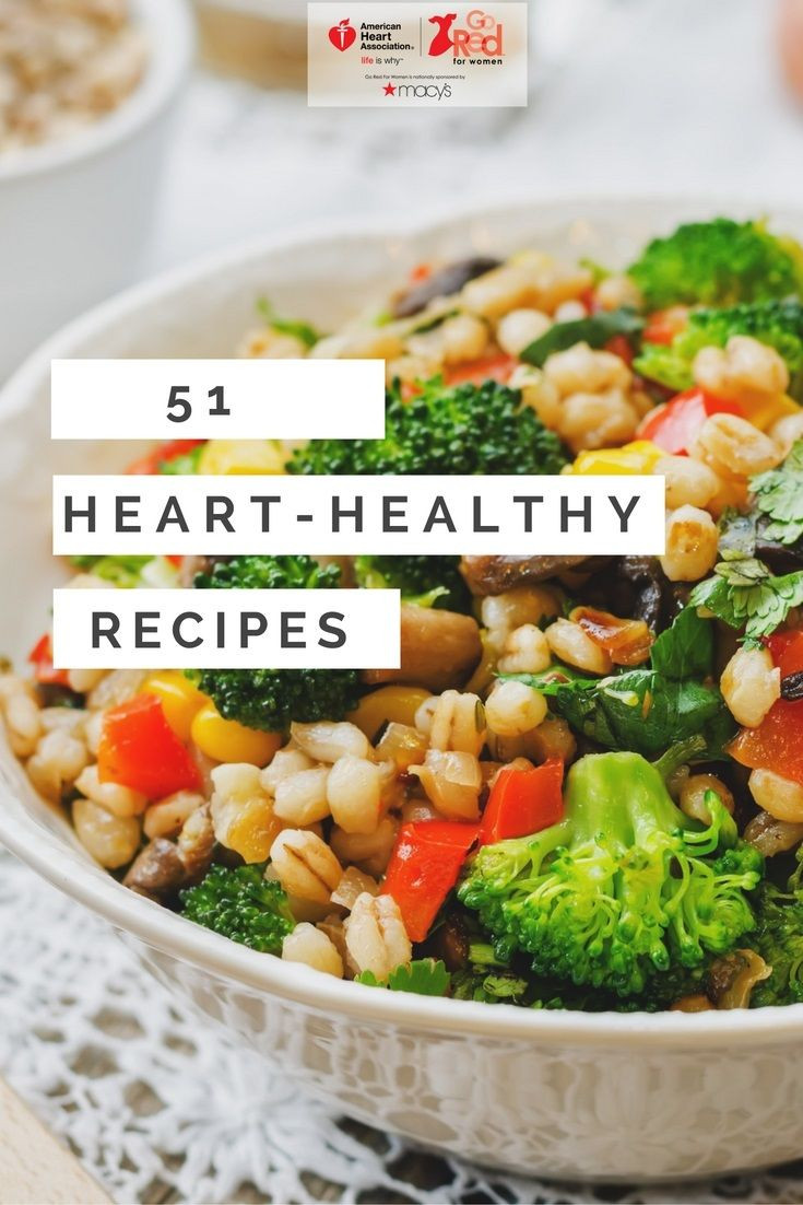 Heart Healthy Diabetic Recipes  100 Heart healthy recipes on Pinterest