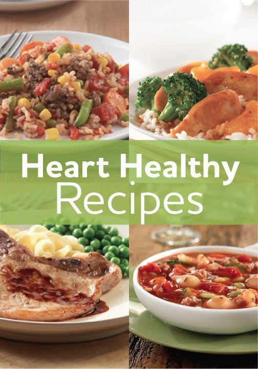 Heart Healthy Lunch Recipes  78 Best images about Quick Healthier Meals on Pinterest