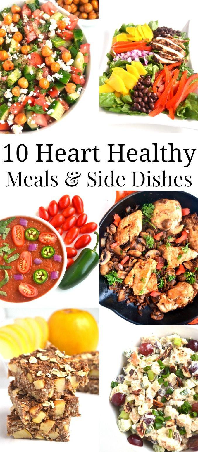 Heart Healthy Lunch Recipes  Best 25 Heart healthy meals ideas on Pinterest