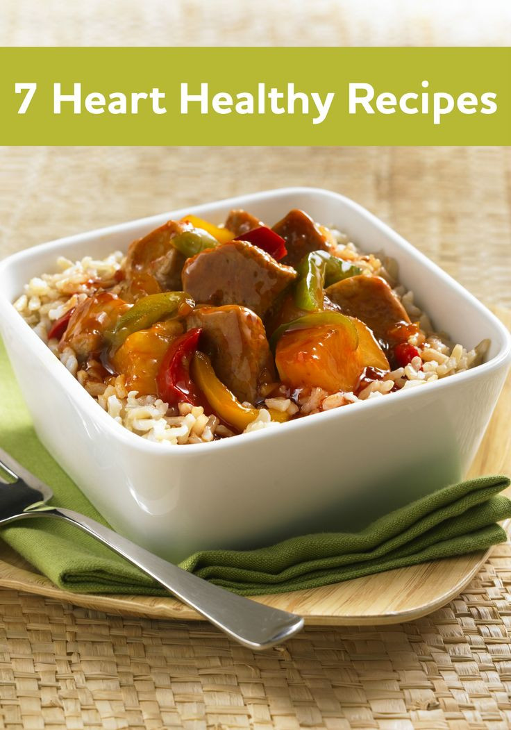 Heart Healthy Lunch Recipes  14 best images about Heart Healthy meals on Pinterest