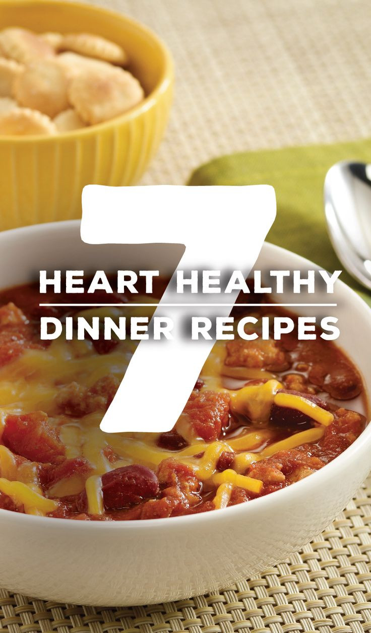 Heart Healthy Lunch Recipes  7 Heart Healthy Recipes all 30 minutes or less 7