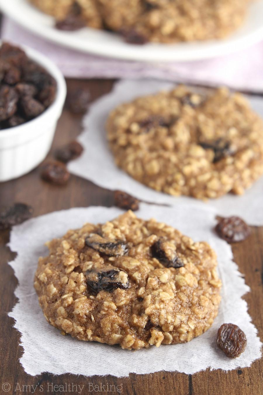 Heart Healthy Oatmeal Recipes  heart healthy oatmeal raisin cookies