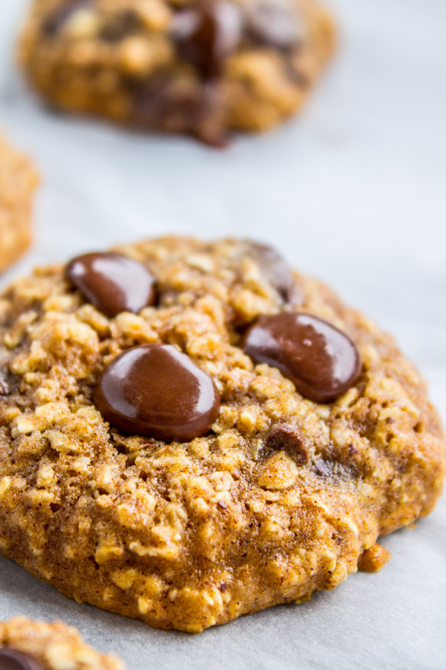 Heart Healthy Oatmeal Recipes  heart healthy oatmeal chocolate chip cookies recipes