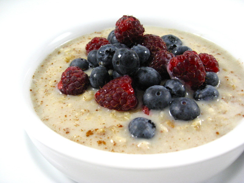 Heart Healthy Oatmeal Recipes  Our Favorite Heart Healthy Oatmeal with Vanilla Soy Milk