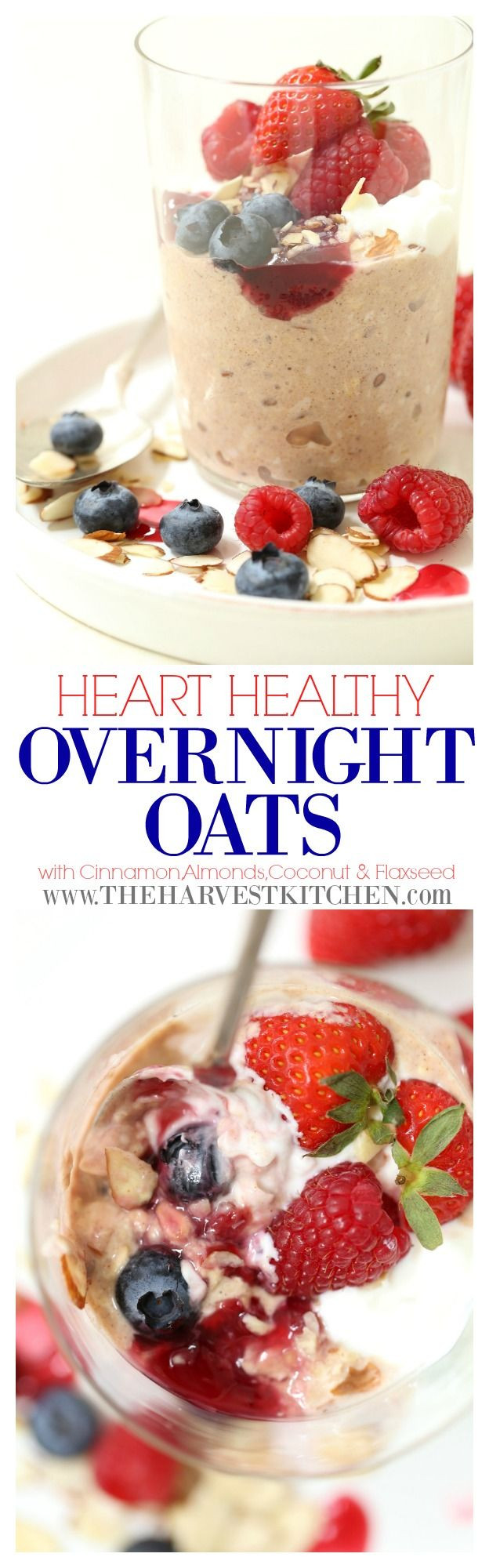 Heart Healthy Oatmeal Recipes  Best 25 Breakfast menu ideas on Pinterest