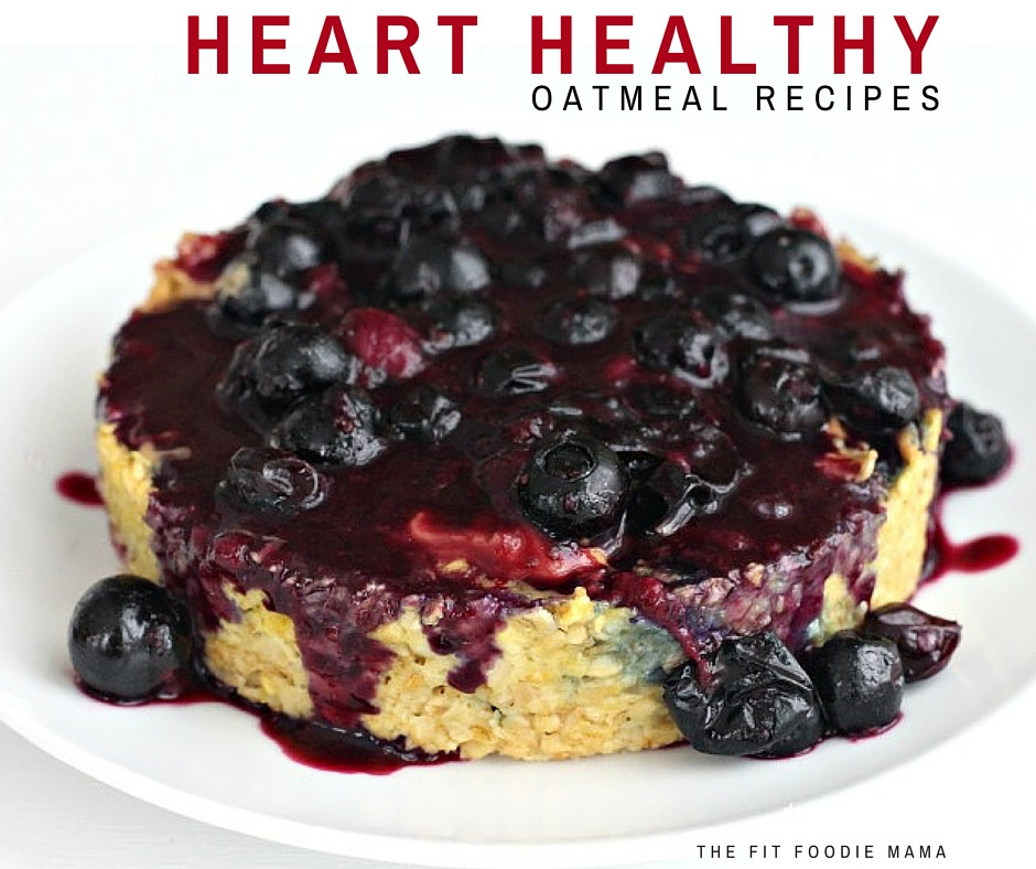 Heart Healthy Oatmeal Recipes  Heart Healthy Gluten Free Oatmeal Recipes The Fit Foo