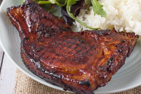 Heart Healthy Pork Chop Recipes  bbq pork chops oven