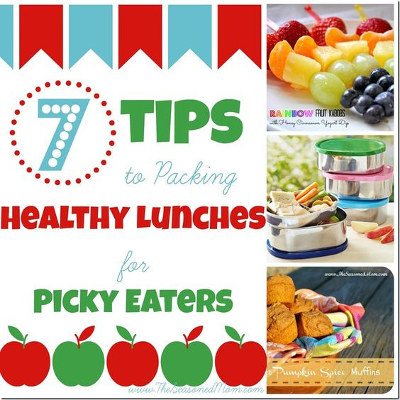 Heart Healthy Recipes For Picky Eaters  Trips Healthy and Packing healthy lunches on Pinterest
