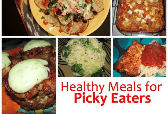 Heart Healthy Recipes For Picky Eaters  1000 images about Healthy Meal Plans on Pinterest