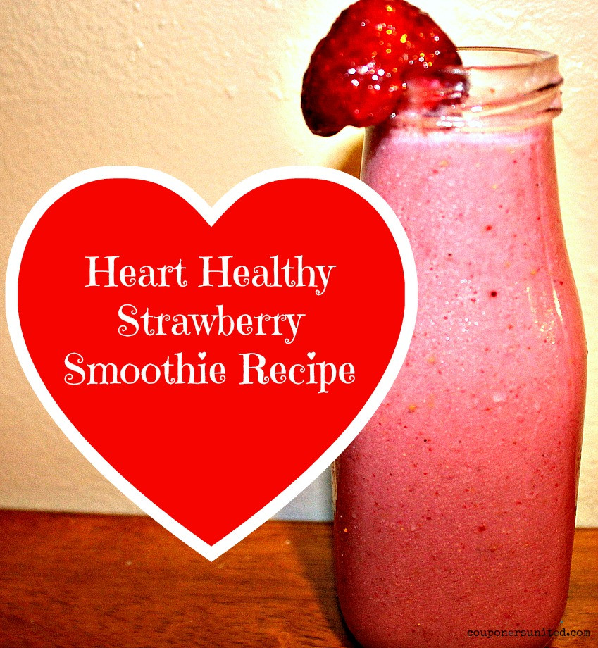 Heart Healthy Smoothie Recipes Heart Health Month at BJ s Wholesale Club