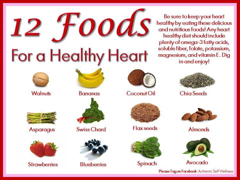Heart Healthy Snack Recipes  Top Heart Healthy Foods