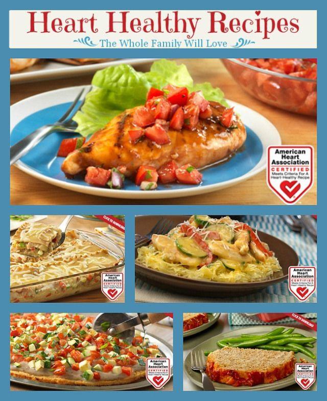 Heart Healthy Snack Recipes  Healthy Heart Healthy Recipes