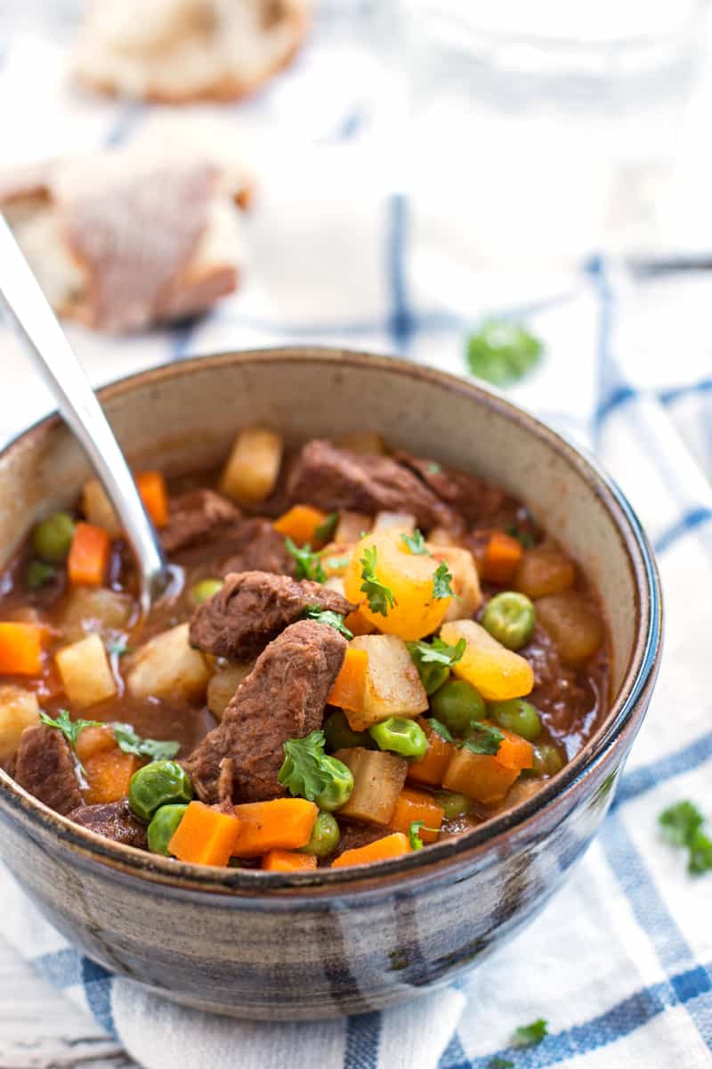 Heart Healthy Soups And Stews  25 Hearty & Healthy Soups Stews and Chillis