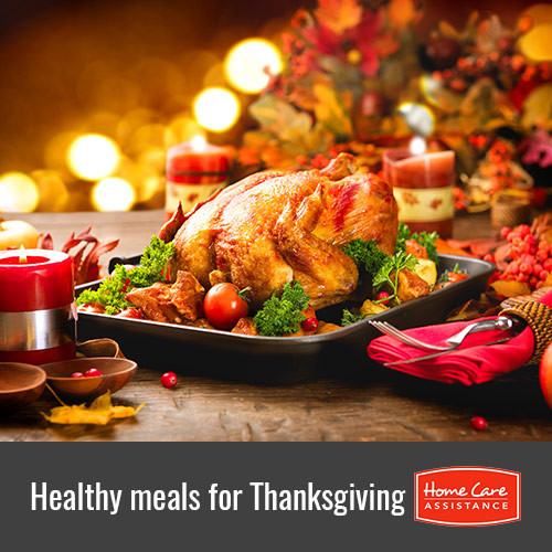 Heart Healthy Thanksgiving Recipes  Healthy Thanksgiving Food for Seniors After Stroke or