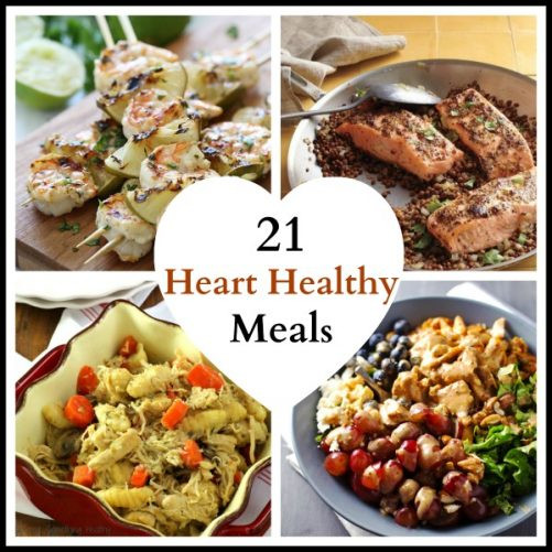 Heart Healthy Thanksgiving Recipes  Heart Healthy Meals Roundup