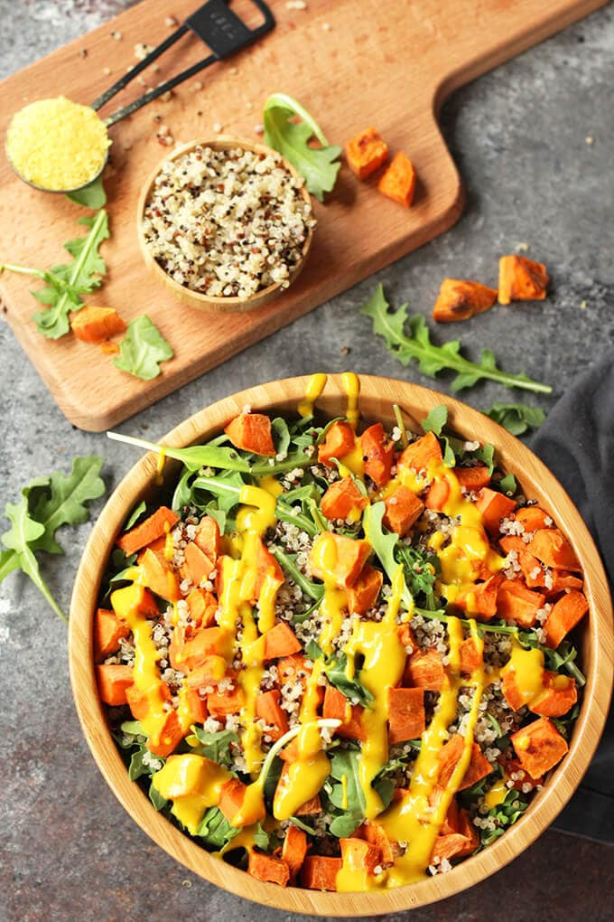 Heart Healthy Vegetarian Recipes  15 Hearty & Healthy Vegan Salad Recipes