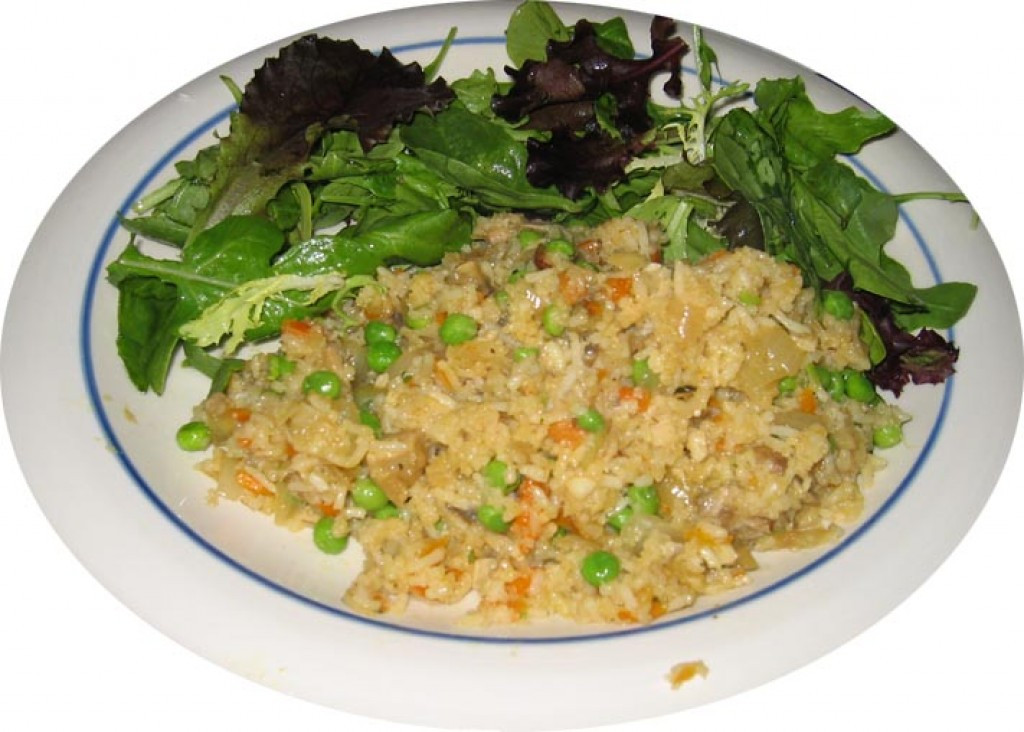 Heart Healthy Vegetarian Recipes  Heart Healthy Ve arian Fried Rice