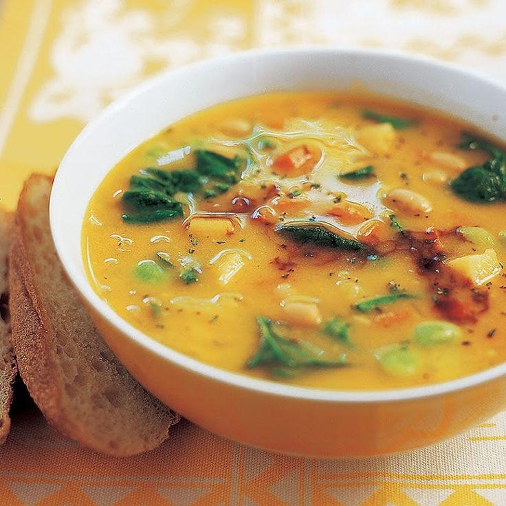 Hearty Healthy Soups  26 best images about Soups and Stews on Pinterest