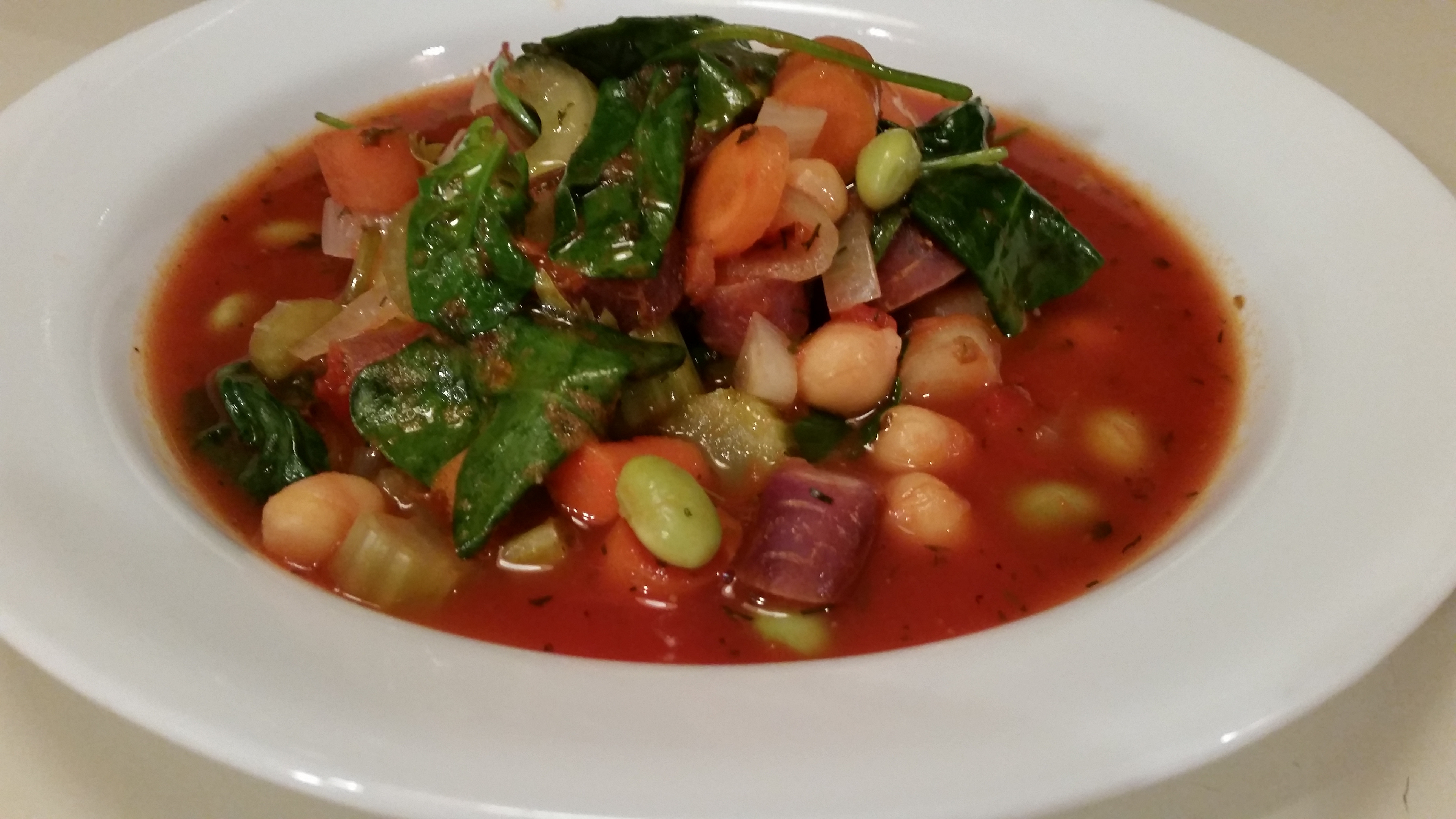 Hearty Healthy Soups  Capizzano s Hearty Healthy Soup
