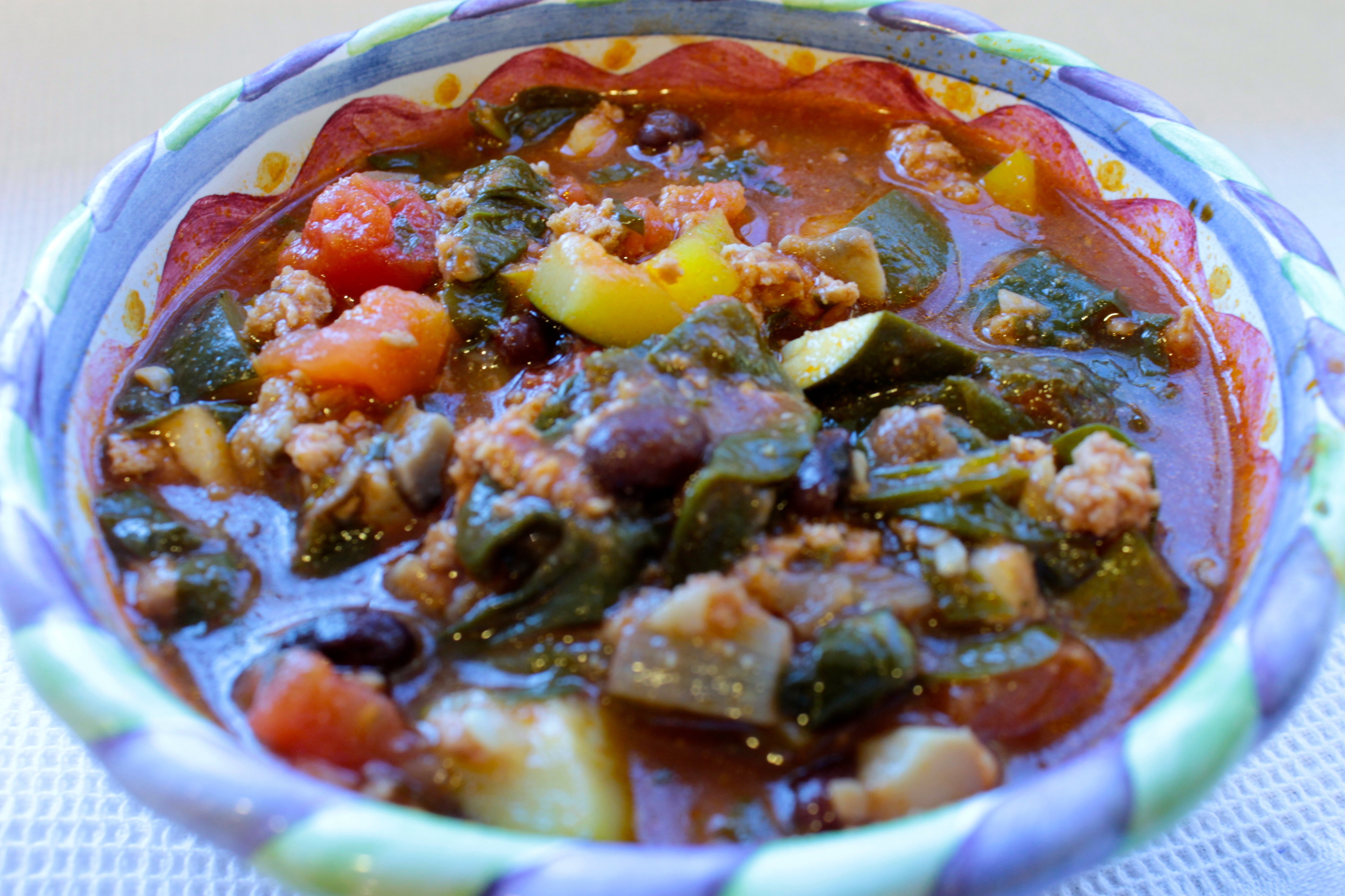 Hearty Healthy Soups  Fat Flush Soup