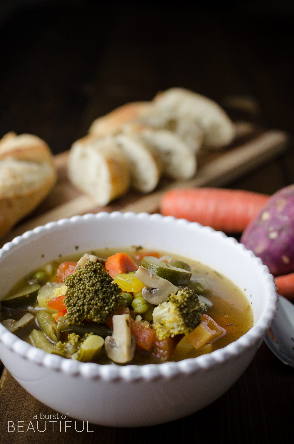 Hearty Healthy Soups  Hearty & Healthy Ve able Soup A Burst of Beautiful