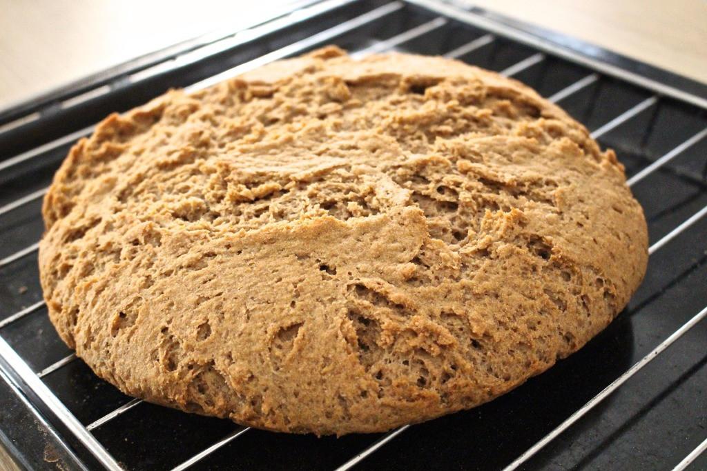 High Fiber Bread Machine Recipe  Rustic Spelt & Kamut Bread High In Fibre